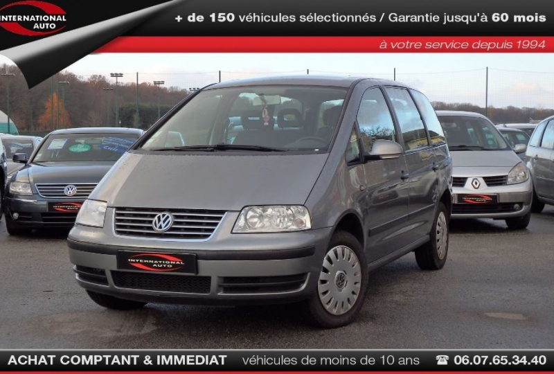 Volkswagen Coignieres : volkswagen sharan 1 9 tdi 115ch family 7places d occasion coignieres international auto ~ Gottalentnigeria.com Avis de Voitures