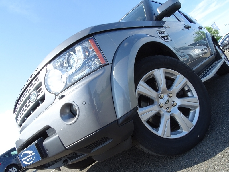 Photo 4 de l'offre de LAND-ROVER DISCOVERY 3.0 SDV6 188KW HSE MARK IV à 24990€ chez International Auto Auneau