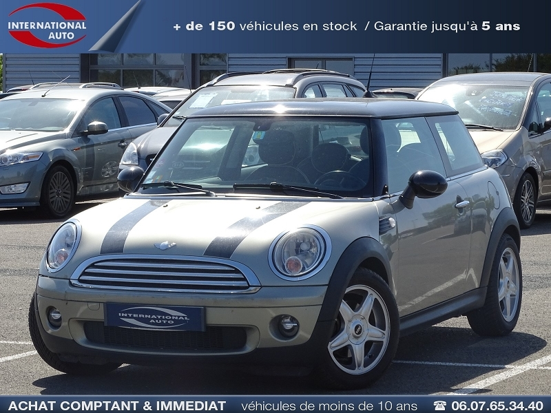 Photo 1 de l'offre de MINI MINI COOPER 120CH PACK CHILI à 6990€ chez International Auto Auneau