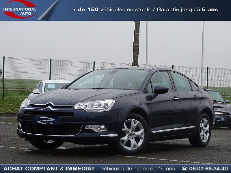Photo 1 de l'offre de CITROEN C5 1.6 HDI110 DYNAMIQUE à 6990€ chez International Auto Auneau