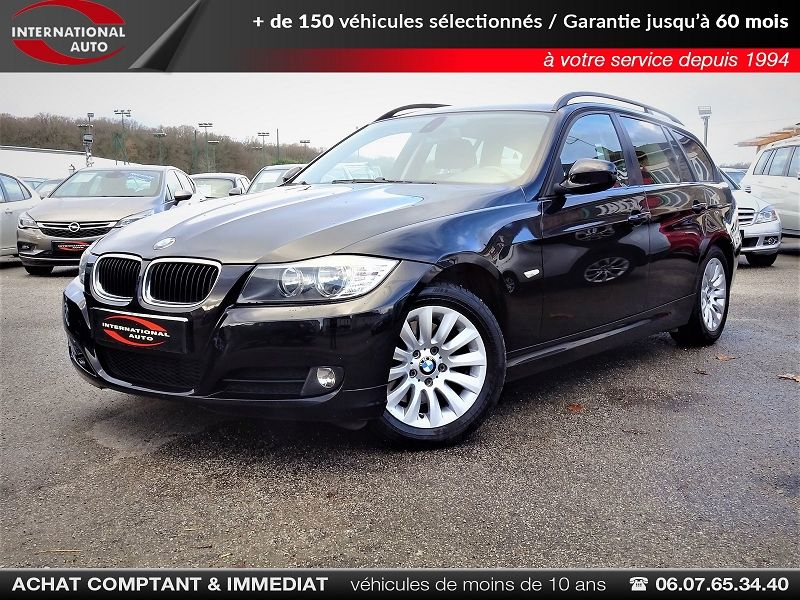 Photo 1 de l'offre de BMW SERIE 3 TOURING (E91) 318D 143CH CONFORT à 7890€ chez International auto Coignieres