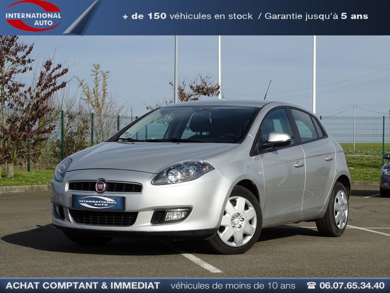 Photo 1 de l'offre de FIAT BRAVO 1.4 16V 90CH DYNAMIC à 6390€ chez International Auto Auneau